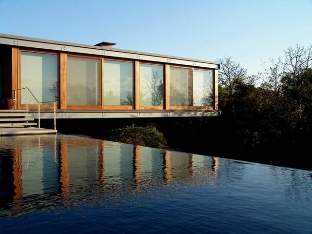 Stelle Architects modern-exterior