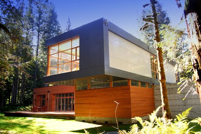 Modern Exterior modern-exterior