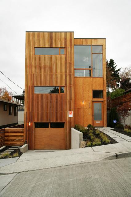 Modern Exterior Siding Panels : Modern exterior