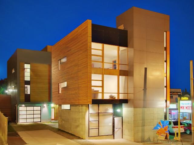 Modern Exterior contemporary-exterior