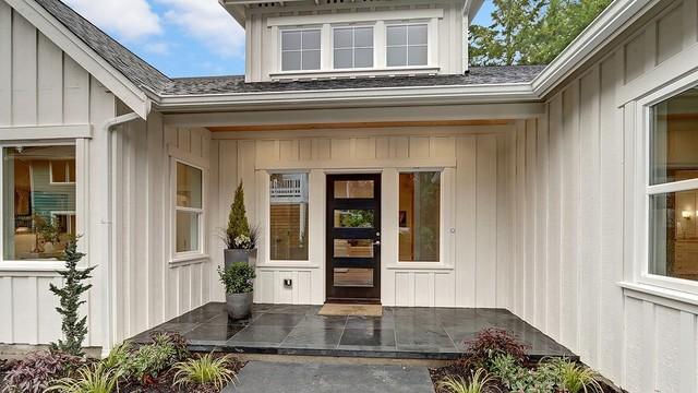 Modern farmhouse Bainbridge Island, Washington - Farmhouse ...