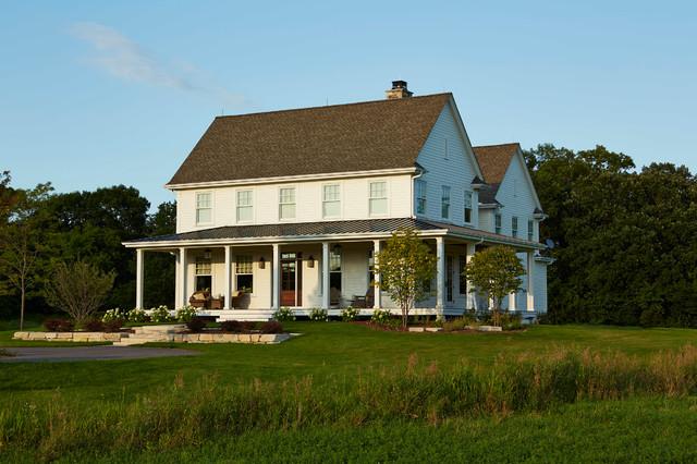 Modern farmhouse farmhouse exterior minneapolis by for Farmhouse plans farmhouse style home designs