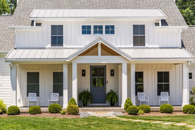 Modern farmhouse high pointe custom homes llc for Home designs llc
