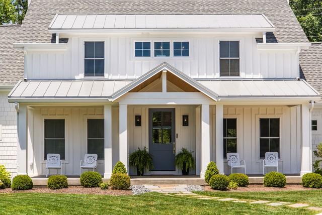 Modern farmhouse high pointe custom homes llc for Home designs llc
