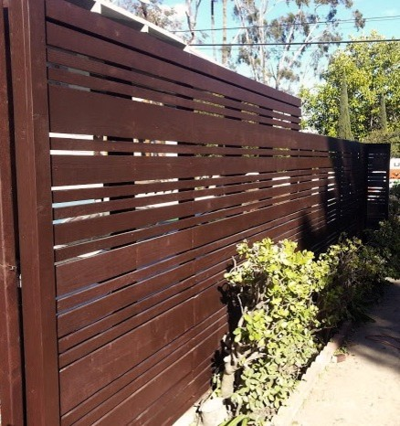 Modern Fences Contemporary Exterior Los Angeles By Harwell Fencing And Gates Inc