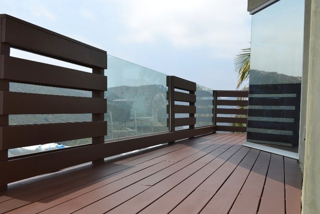 Modern Fencing Contemporary Horizontal Fences And More
