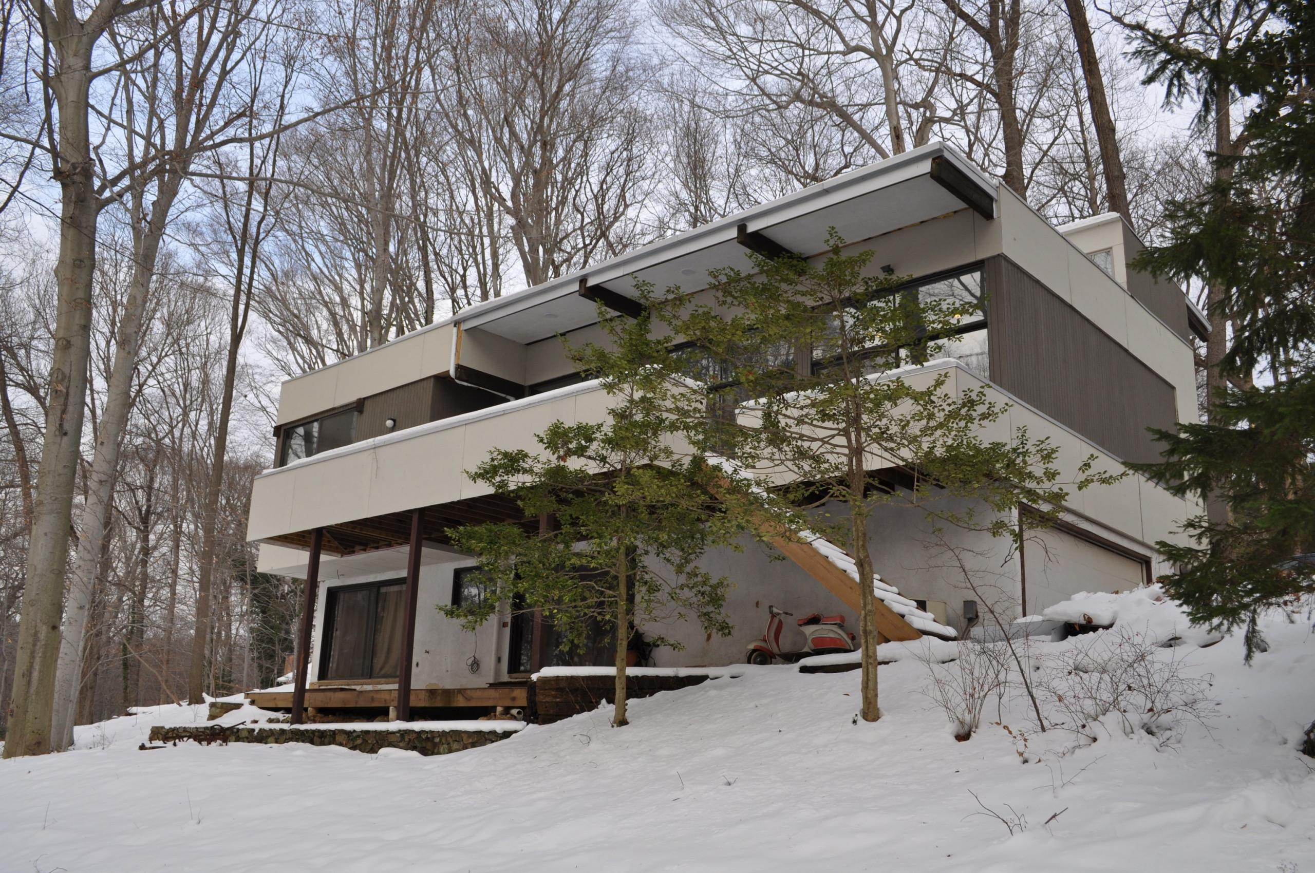 modern home | Bryn Mawr