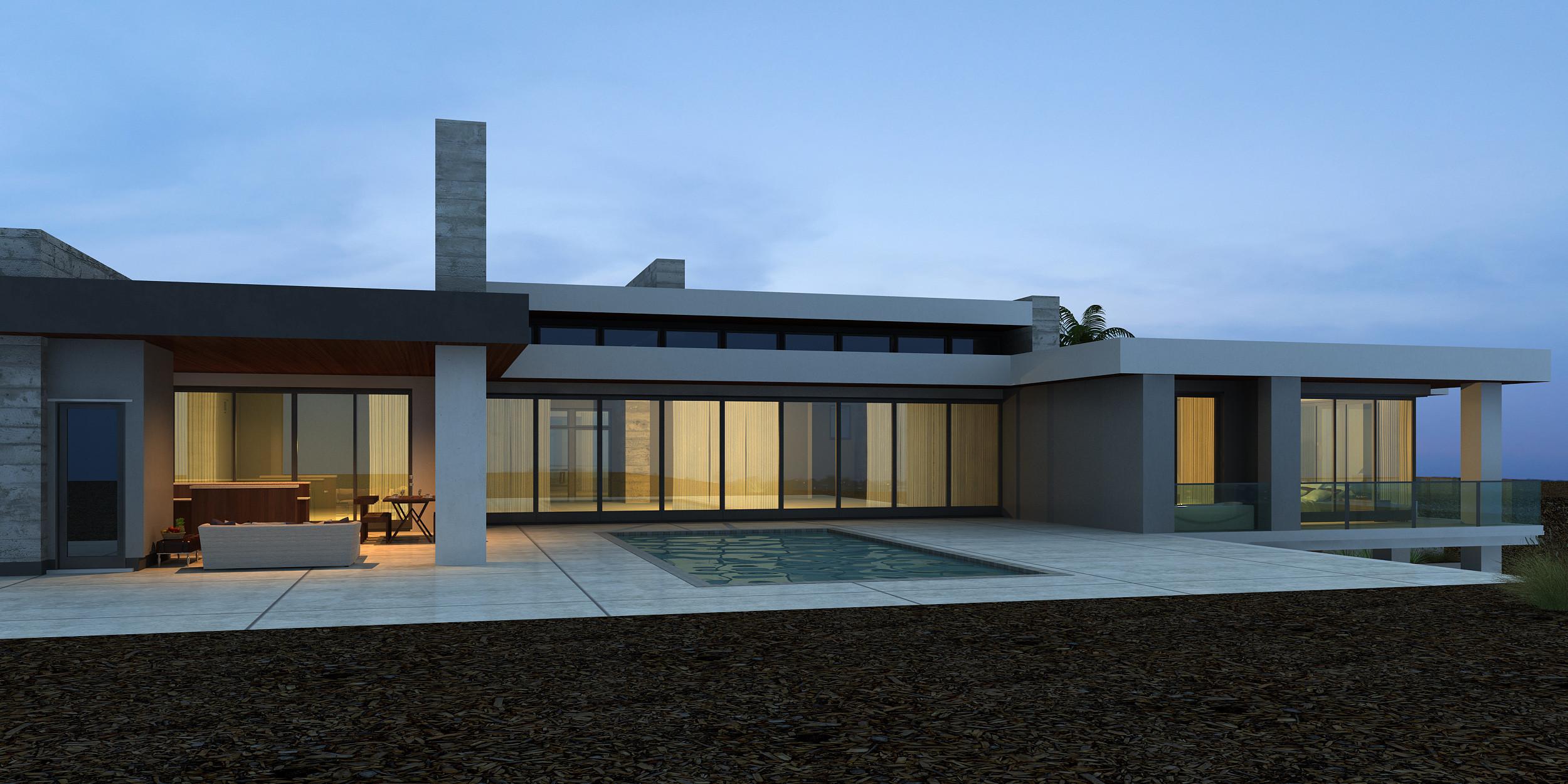 Modern - House in Diablo