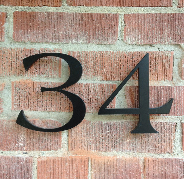 modern house numbers modern-outdoor-products