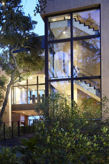 Modern House contemporary-exterior