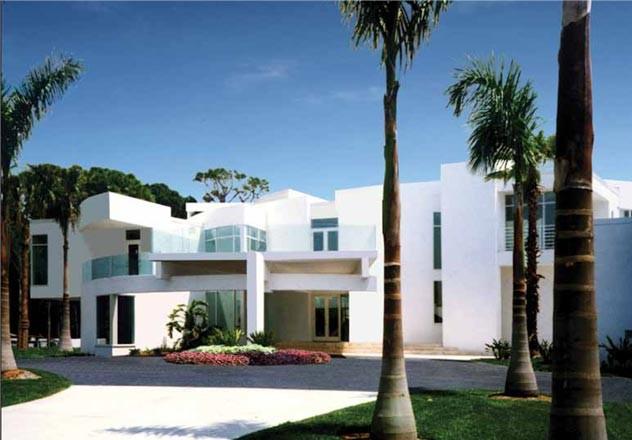 Modern luxury homes for Luxury modern home exterior