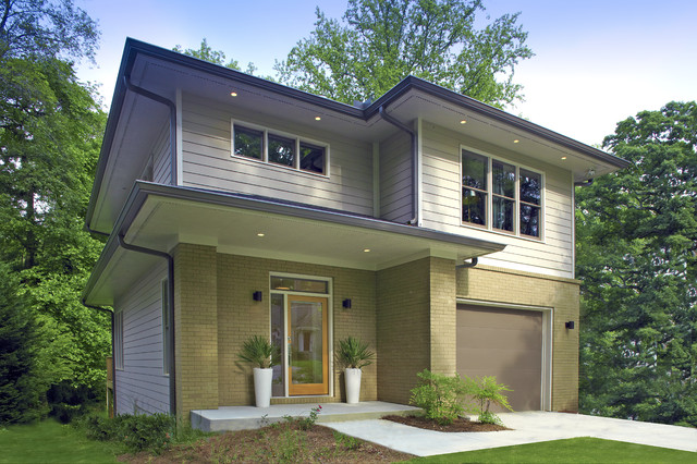 Praire Style Homes