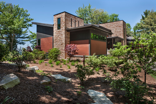 Modern architectural styles in colorado homes colorado for Modern homes colorado