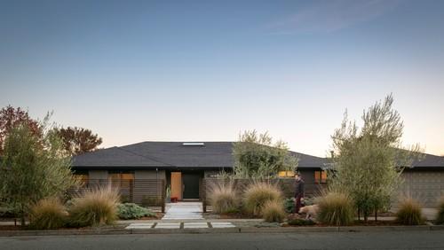 ไอเดียบ้านชั้นเดียว 04 modern ranch