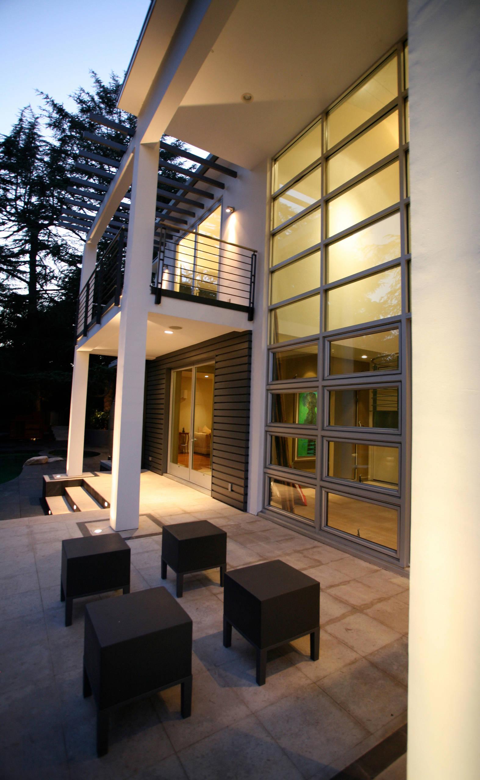 Modern Residence in La Canada Flintridge