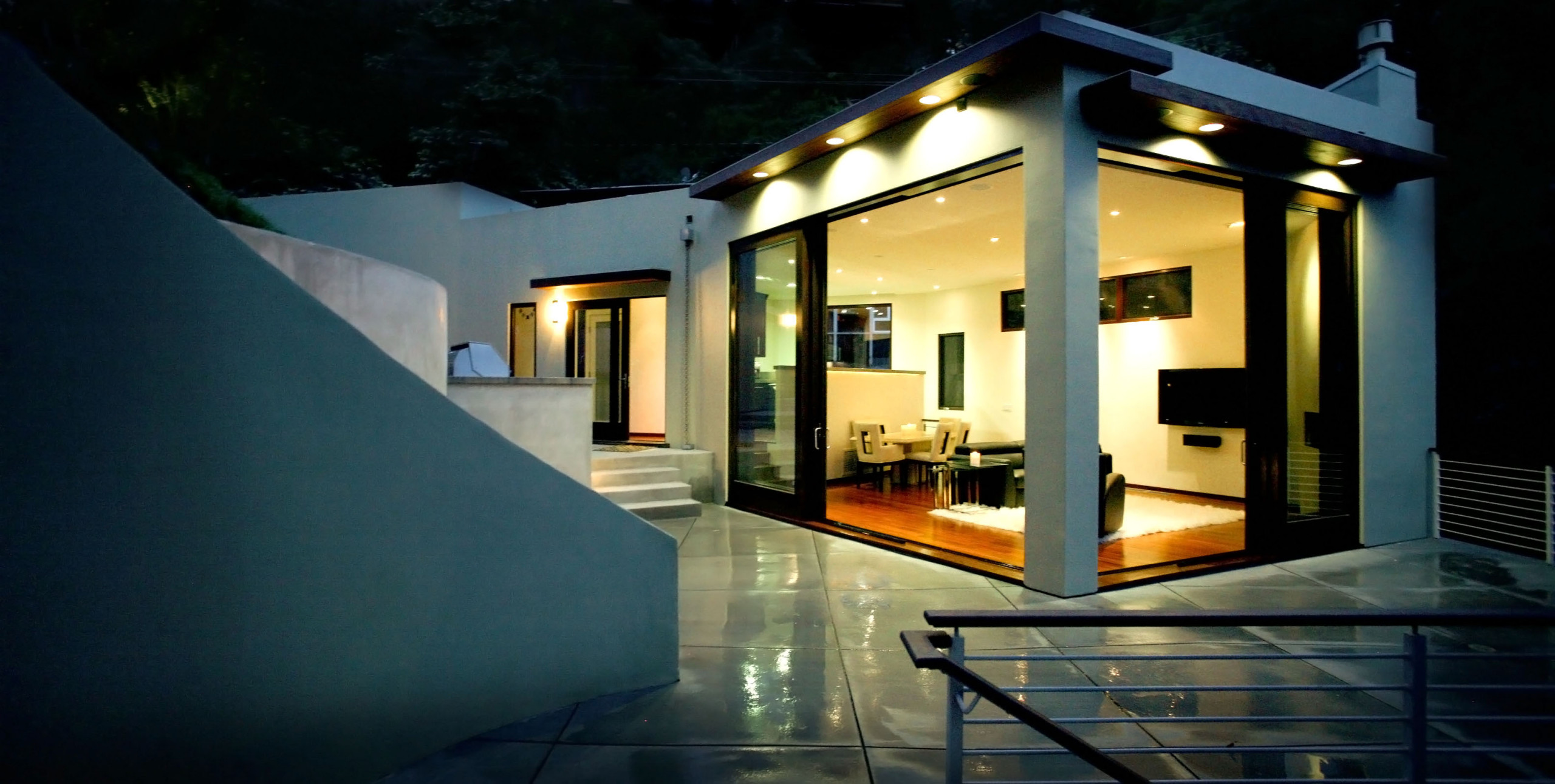 Modern Residence in the Hollywood Hills