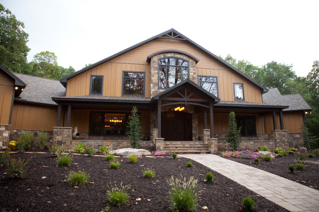 Rustic Modern House Exteriors Home Design Architecture