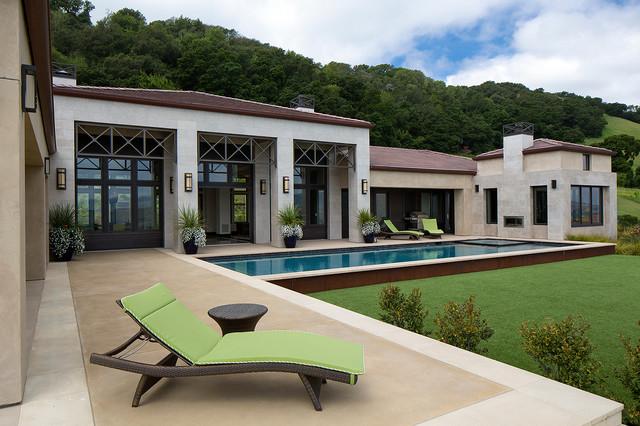 Modern Serenity modern-exterior
