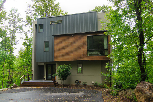 Modern Sip Home | Houzz