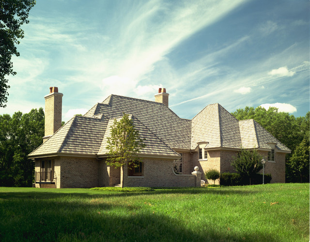Modern Slate Traditional Exterior Milwaukee By