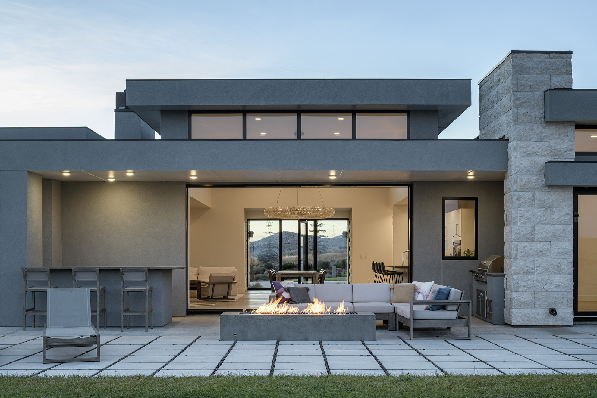 18 Beautiful One Story Flat Roof Pictures Ideas October 2020 Houzz