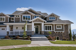Modified telluride by candlelight homes traditional exterior salt lake city by