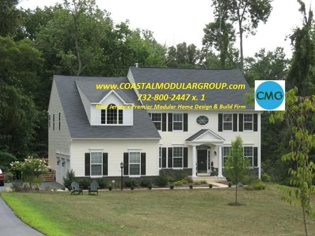 Modular Homes By Coastal Modular Group traditional-exterior