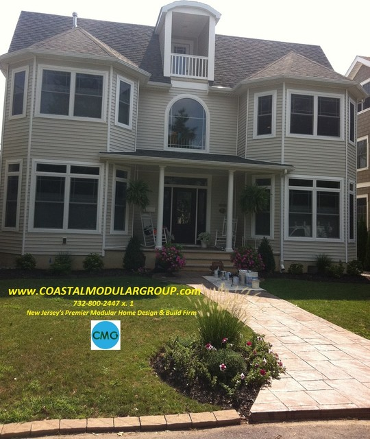 Modular Homes By Coastal Modular Group Traditional