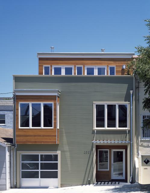 Moncada contemporary-exterior