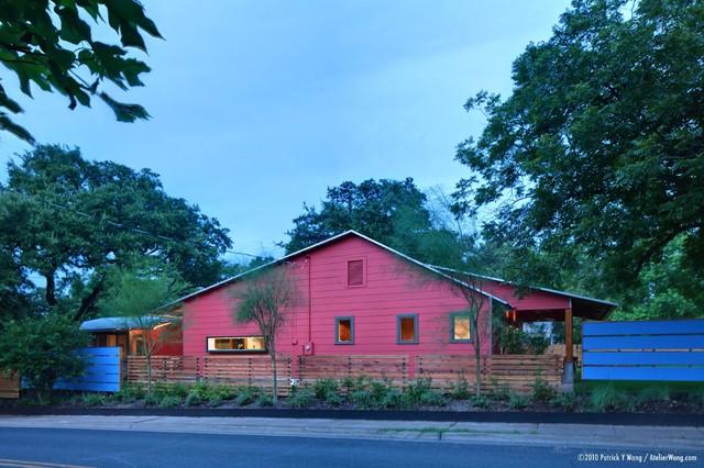 Monroe Remodel contemporary-exterior