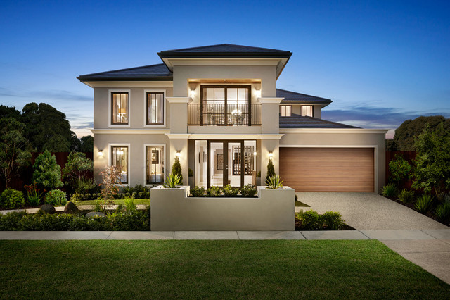 Montclair 52 contemporary exterior melbourne by for Modern house 52