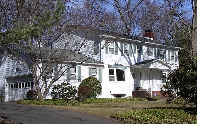 Montclair NJ, Wayside home reconstruction and expansion traditional-exterior