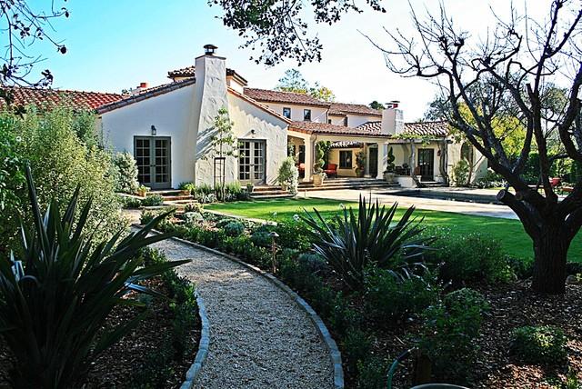 Montecito 1 mediterranean-exterior