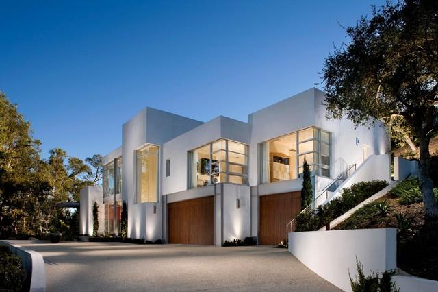 Montecito ca hilltop residence - Residence de luxe montecito santa barbara ...