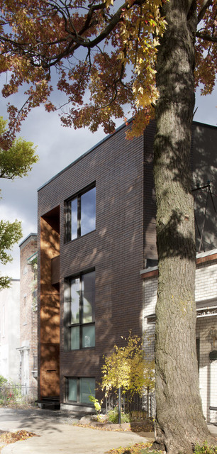 Montreal Modern House Modern Exterior Montreal By