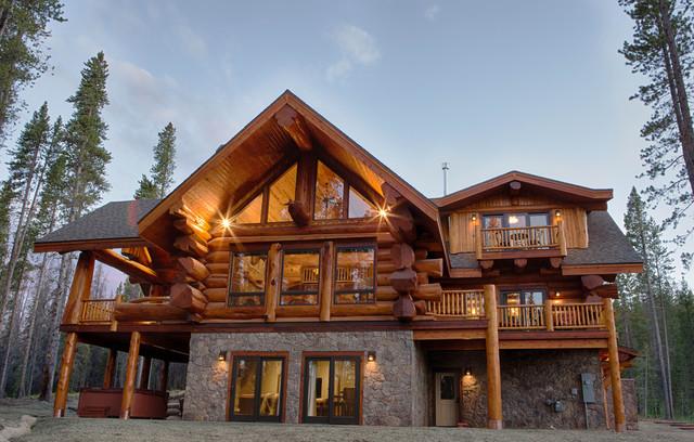 Moose Ridge Cabin Breckenridge Log Home