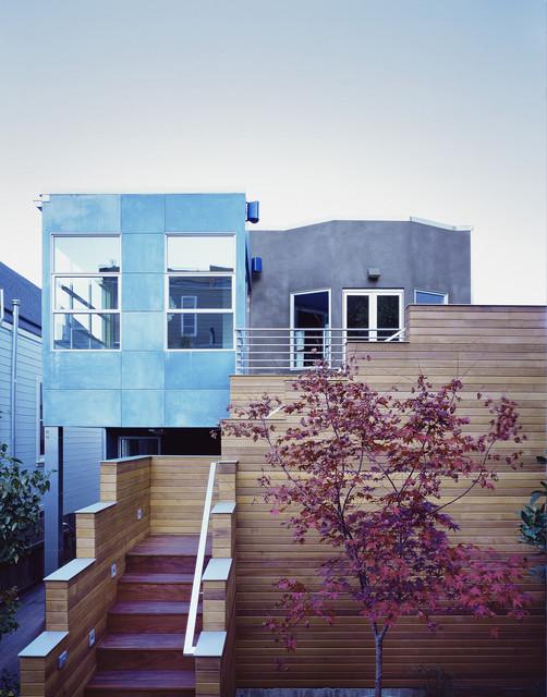 Morcos contemporary-exterior