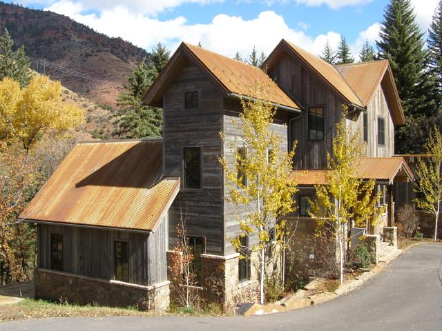 Morris rustic-exterior