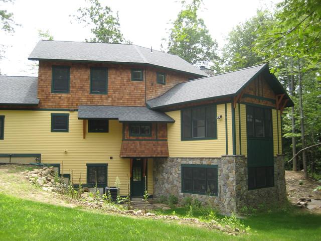 Moss creek exteriors for Moss creek home designs