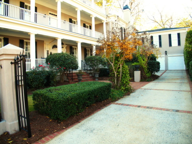 The Front Porch Colonade traditional-porch