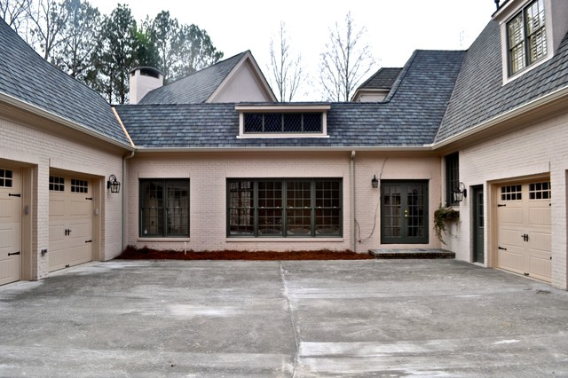 Mountain Brook - Brookwood Pl. Addition/Renovation traditional-exterior