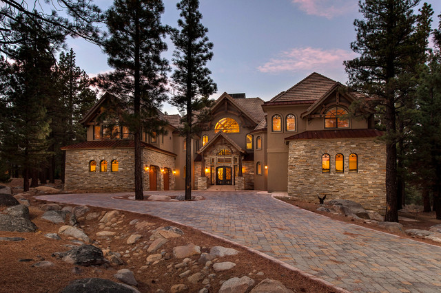 traditional exterior by Mountain Concepts