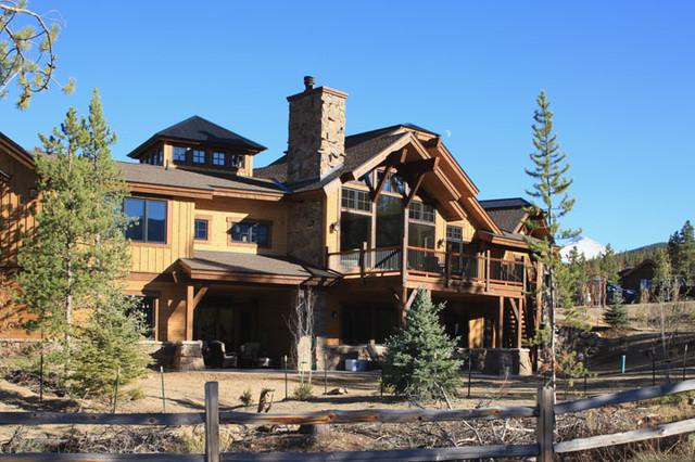 Mountain Home Exteriors