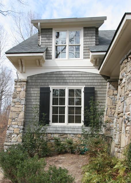 Mountain Home traditional-exterior