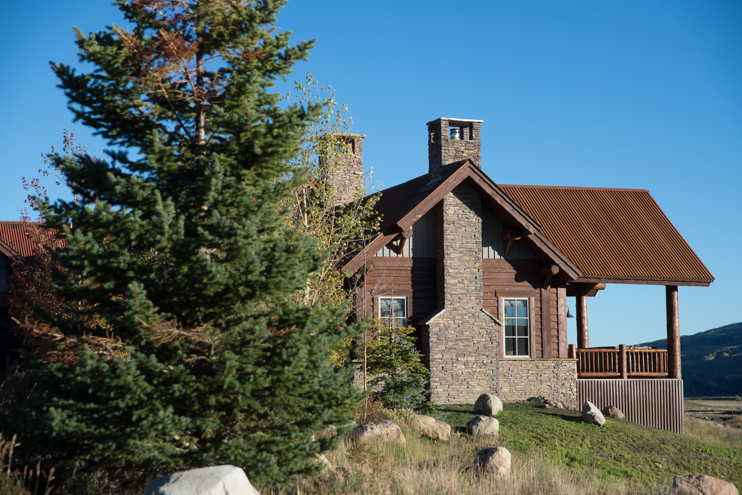 Mountain House Addition
