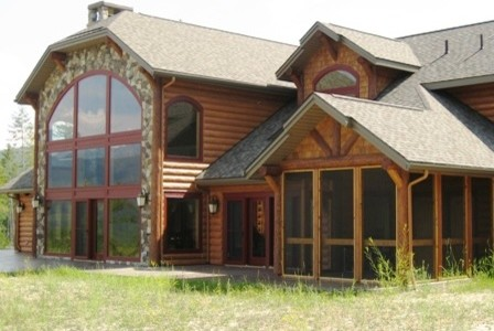 Mountain Rose traditional-exterior
