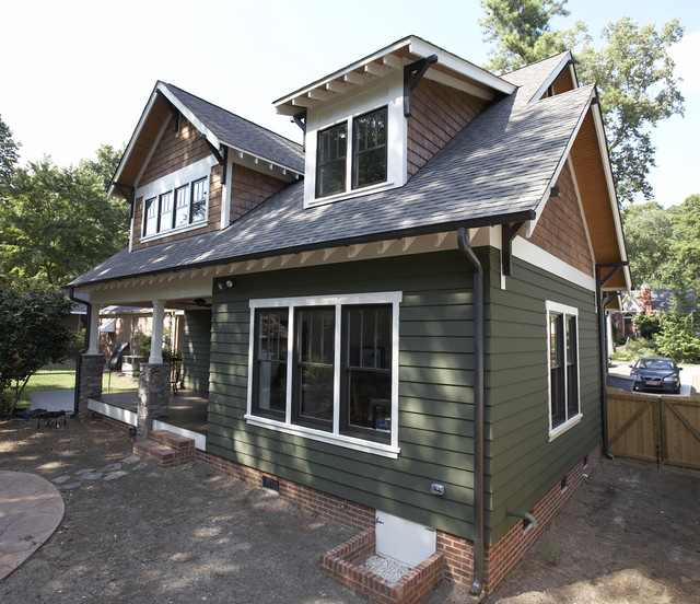 Mountain sage colorplus craftsman exterior other for Hardiplank home designs