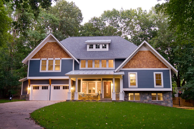 Moving On Up Craftsman Exterior Dc Metro By Red