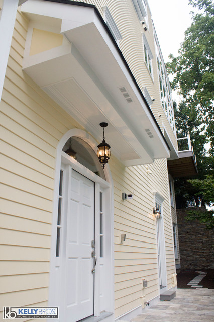Mt Adams Remodel Transitional Exterior Cincinnati By Kelly Brothers Home Design Center