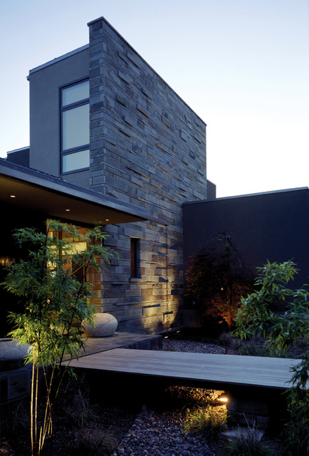 Contemporary Home Mount Baker Residence By Pb Elemental: Mt. Barker Residence